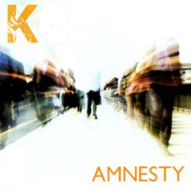 Amnesty Album Cover